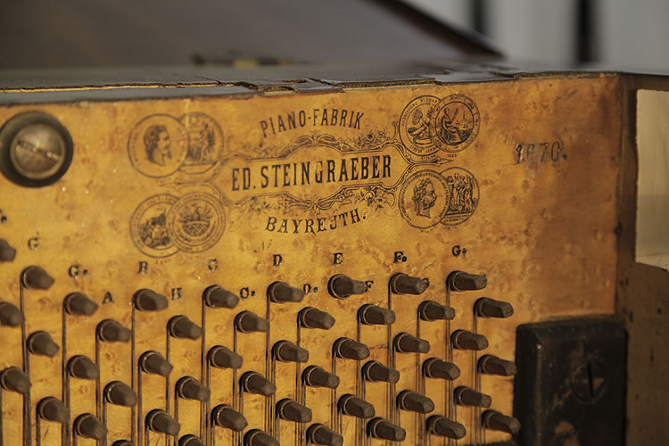 Steingraeber piano serial number
