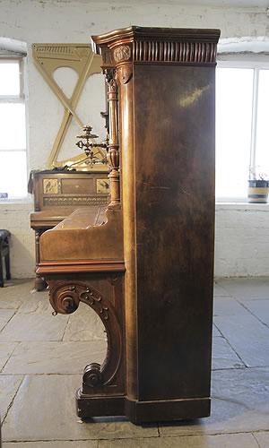 Steingraeber piano profile
