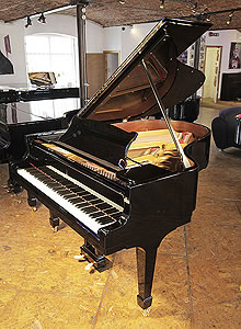 Besbrode Pianos is an  Official Steinway & Sons Appointed Dealer. Steinway Model O Grand Piano For Sale