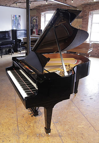 A rebuilt, 1922,  Steinway model M grand Piano for sale.