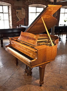 Besbrode Pianos is an  Official Steinway & Sons Appointed Dealer. Steinway Model S Grand Piano For Sale