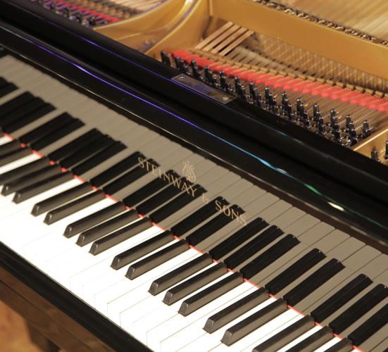Steinway Model S Grand Piano