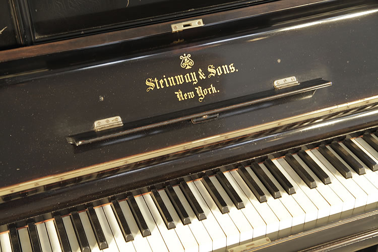 Used, Steinway   piano for sale.