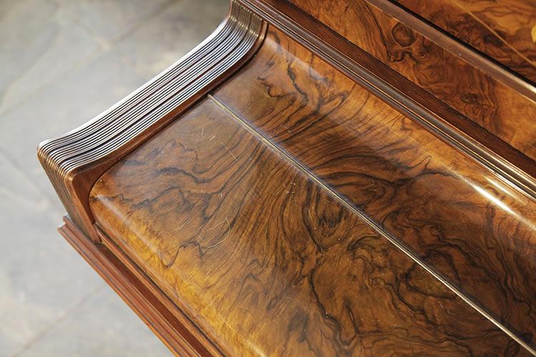 Waddington piano cheek detail