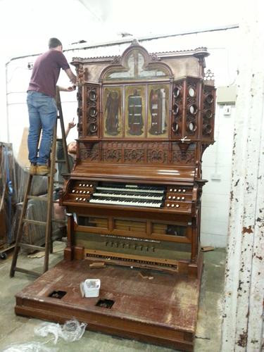 K.A. Andersson   organ