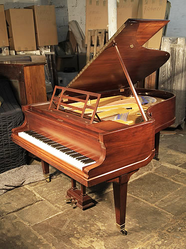 Bluthner grand piano for sale with a rosewood case for Big grand piano