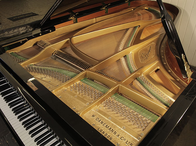 Danemann  Grand Piano for sale. We are looking for Steinway pianos any age or condition.