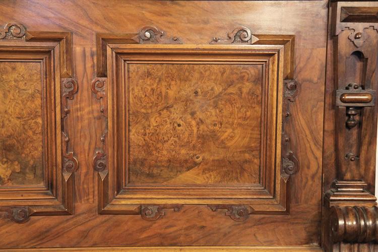 Ehret front panel detail