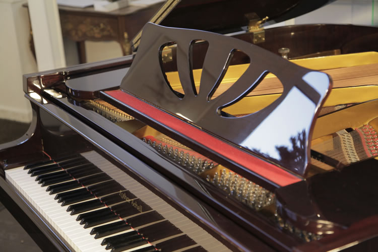 Lothar Schell Grand Piano for sale.