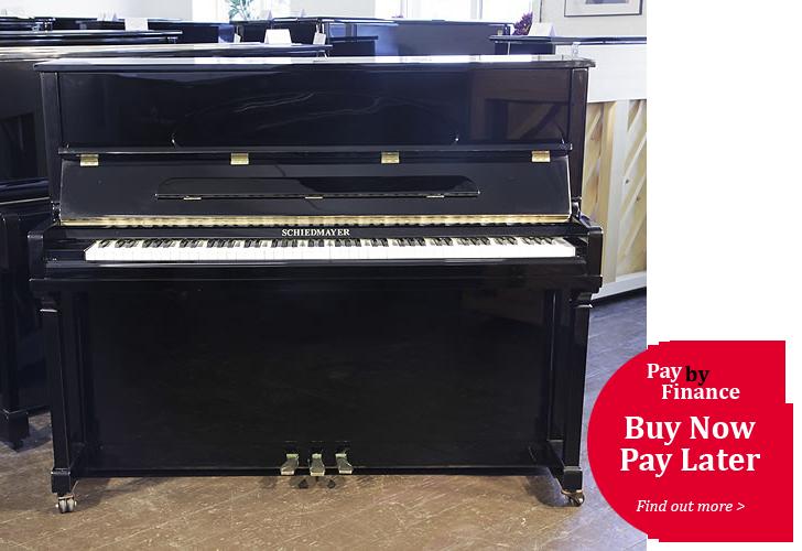 Schiedmayer E-118 upright Piano for sale.
