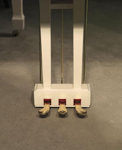 Steinhoven  three-pedal piano lyre