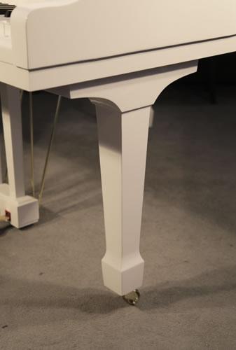 Steinhoven spade piano leg