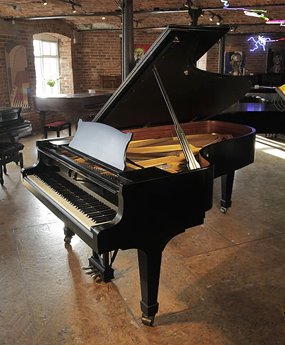 Steinway model C grand piano for sale.