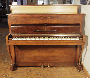 Secondhand, Steinway Model Z  piano for sale.