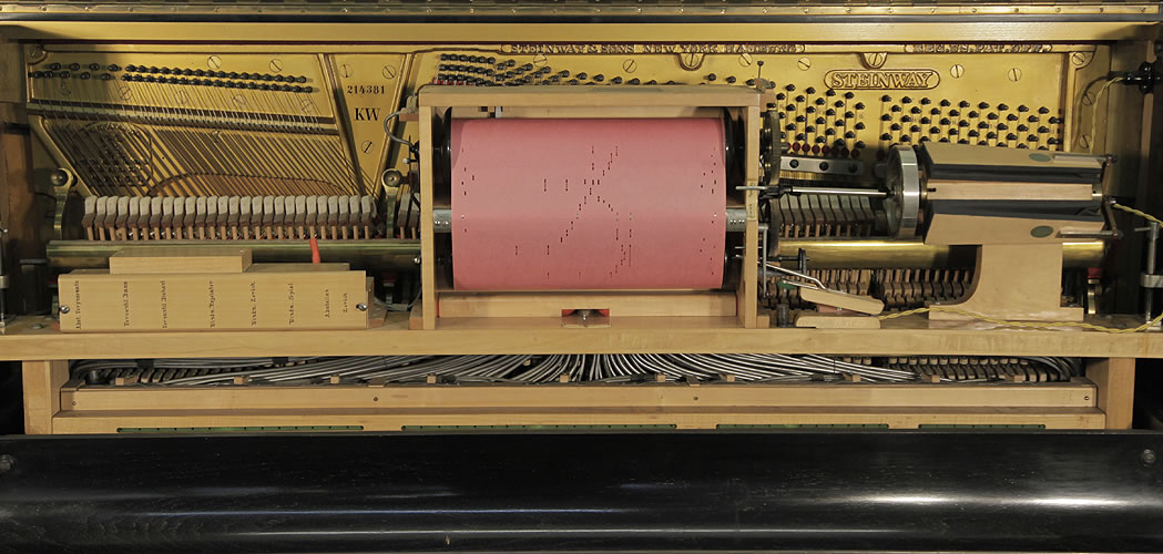 Steinway  Welte pianola  for sale.