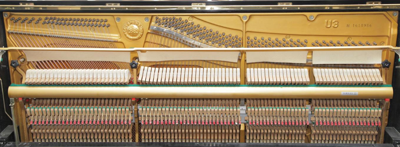Yamaha U3 Upright Piano for sale.