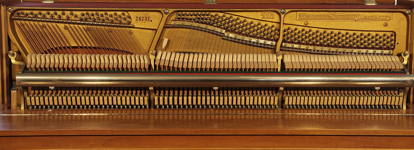 Grotrian Steinweg Upright Piano for sale.