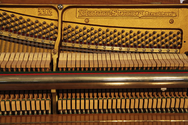 Grotrian Steinweg Upright Piano for sale.