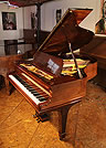 Piano for sale. A 1902, Steinway Model O grand piano for sale with a rosewood case and spade legs