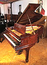 Piano for sale. A 1906, Steinway Model O grand piano for sale with an exquisite, rosewood case and spade legs