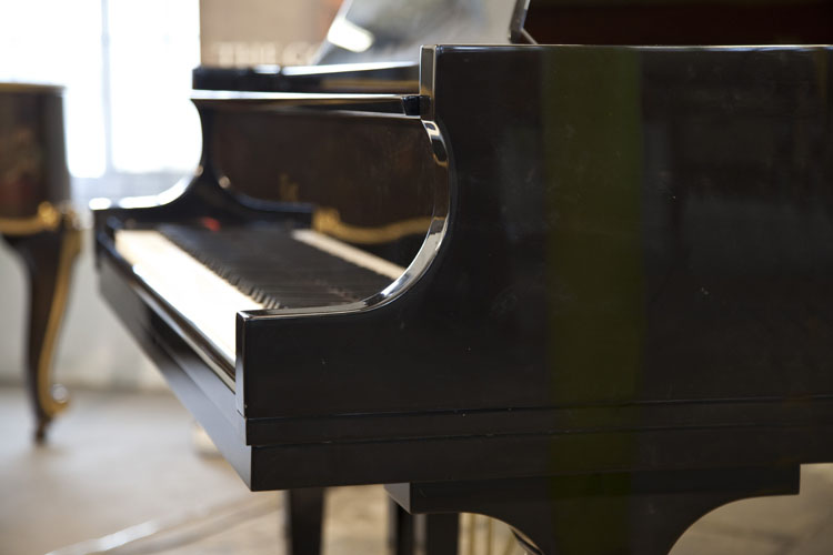Used, Essex EGP155  Grand Piano for sale. We are looking for Steinway pianos any age or condition.