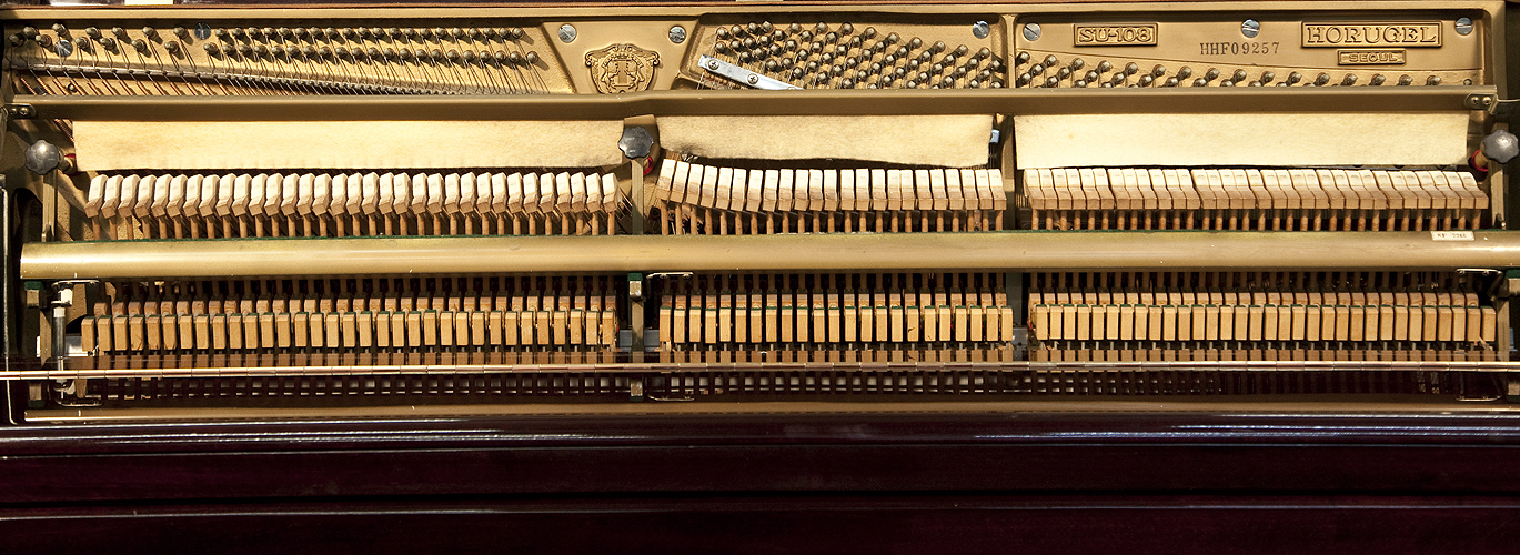 Horugel SU108  Upright Piano for sale.