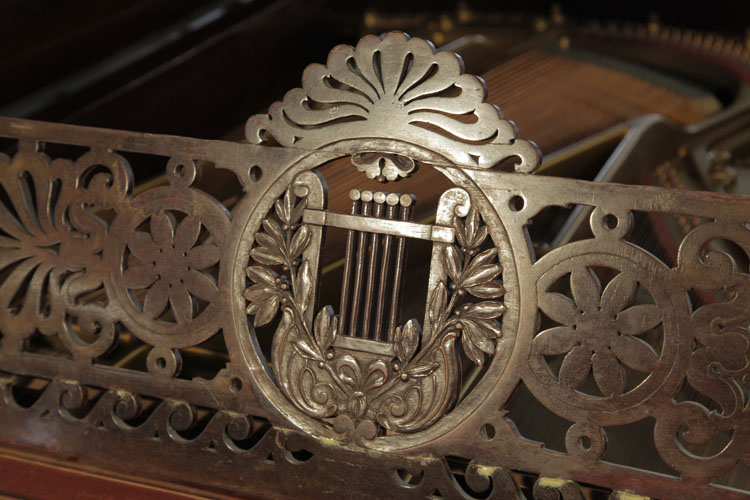 Ibach Model 2 Grand Piano for sale.