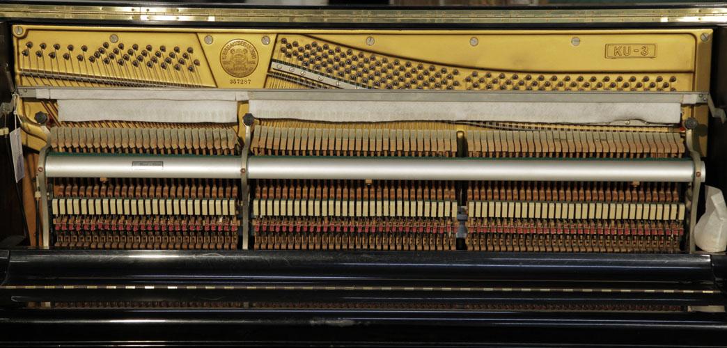 Kawai KU-3 Upright Piano for sale.