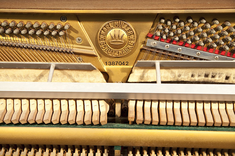 Karl Muller Upright Piano for sale.
