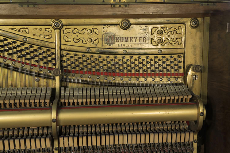 Neumeyer Upright Piano for sale.