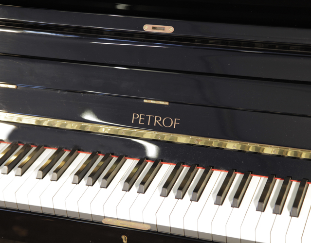 Petrof Upright Piano for sale.