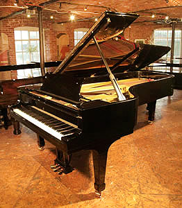 Besbrode Pianos is a Specialist Steinway & Sons  Dealer. Steinway Model D Concert Grand Piano For Sale