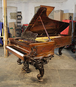 Besbrode Pianos is a Specialist Steinway & Sons  Dealer. Steinway Model D Grand Piano For Sale