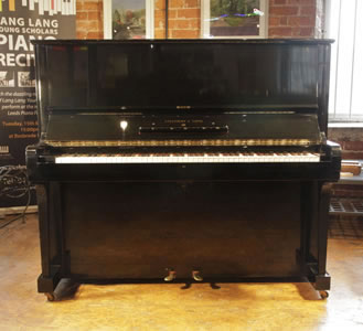Besbrode Pianos is a Specialist Steinway & Sons  Dealer. Secondhand, Steinway Model K  piano for sale.