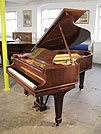 Piano for sale. An unrestored, 1911, Steinway Model O grand piano for sale with a rosewood case and spade legs