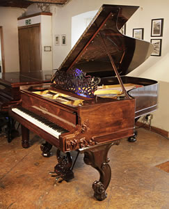 Rebuilt, Steinway Style 1 Grand Piano For Sale