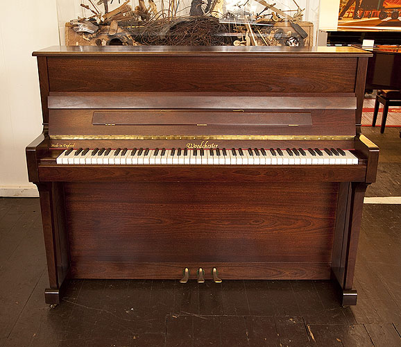 Woodchester upright Piano for sale.