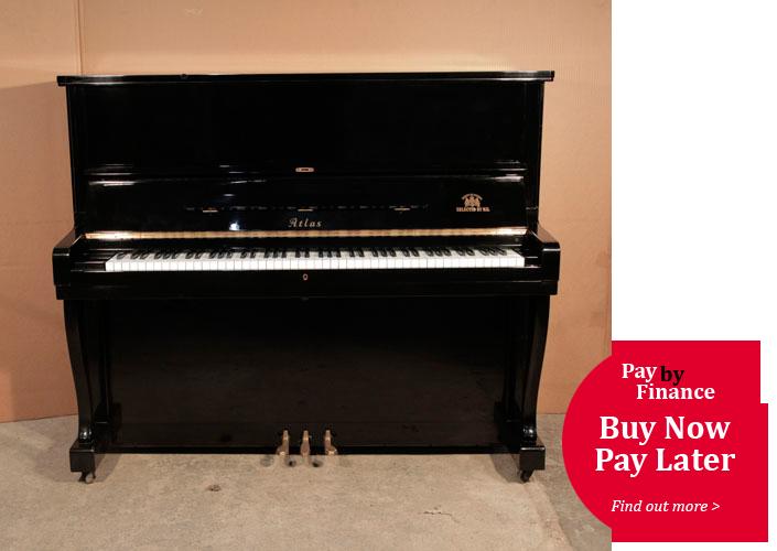 Atlas Mod A20 upright Piano for sale.