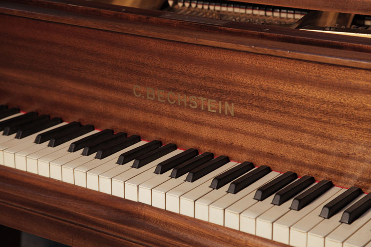 Bechstein Model L  Grand Piano for sale. We are looking for Steinway pianos any age or condition.