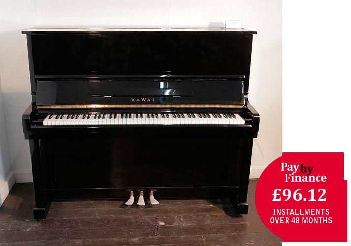 Kawai KU-1B  upright Piano for sale.