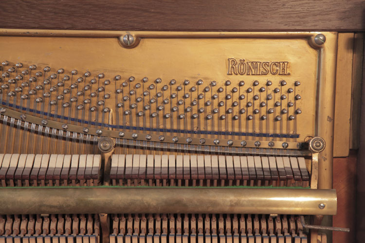 Ronisch upright Piano for sale.