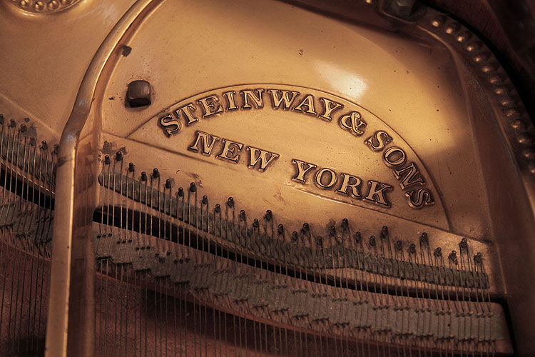 Restored, Steinway  Model A Grand Piano for sale. We are looking for Steinway pianos any age or condition.