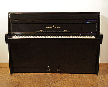 Besbrode Pianos is a Specialist Steinway & Sons  Dealer.