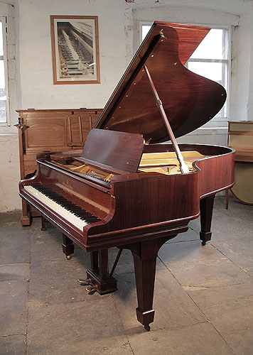 Steinway model O grand piano for sale.