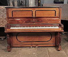 Steinway upright piano