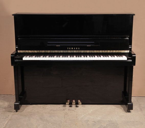 Yamaha MC10Bl upright Piano for sale.