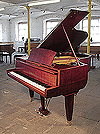 Piano for sale. A Yamaha No20  grand piano for sale with a teak case