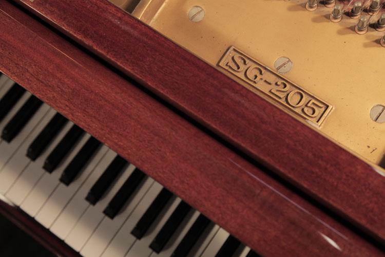 Reid-Sohn Grand Piano for sale.