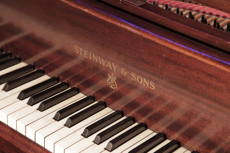 Steinway  Model M  Grand Piano for sale. We are looking for Steinway pianos any age or condition.