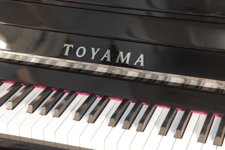 Toyama Upright Piano for sale.